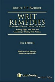 Writ Remedies(Hardcover)