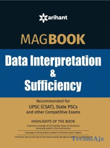 Magbook- Data Interpretetion & Data Sufficiency(Paperback)
