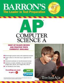 Barron's AP Computer Science a, 7th Edition[ With CDROM](Paperback)