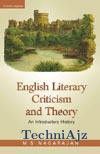 English Literary Criticism And Theory(Paperback)