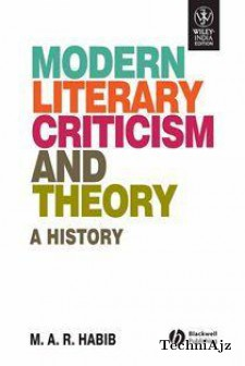 Modern Literary Criticism And Theory: A History(Paperback)