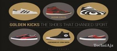Golden Kicks: The Shoes That Changed Sport(Hardcover)