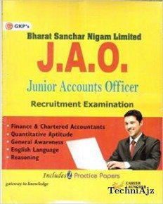 Guide to BSNL Jr Account Officer (J.A.O)