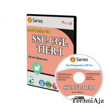 CGL Tier I(CD-ROM)