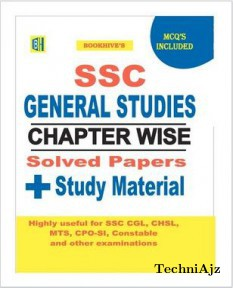 Ssc Chapterwise General Studies(Paperback)