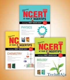 Objective NCERT at your Fingertips for NEET- AIIMS- Chemistry+ Objective NCERT at your FINGERTIPS for NEET- AIIMS- Physics+ Objective NCERT at your FINGERTIPS for NEET- AIIMS- Biology(Paperback)