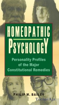 Homeopathic Psychology(Paperback)