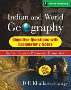 Objective Series Questions: Indian and World Geography(Paperback)