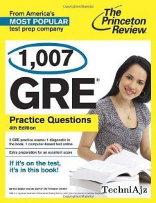 1, 007 GRE Practice Questions(Paperback)
