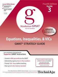 Equations, Inequalities, and VICs GMAT Preparation Guide(Paperback)