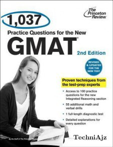1, 037 Practice Questions for the New GMAT(Paperback)