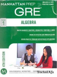 Manhattan Prep GRE Set of 8 Strategy Guides(Paperback)