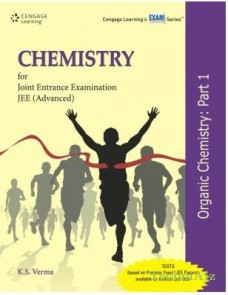 Chemistry For Jee (Advanced) : Organic Chemistry: Part- 1(Paperback)