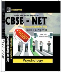 Cbse Net Psychology Paper(Paperback)
