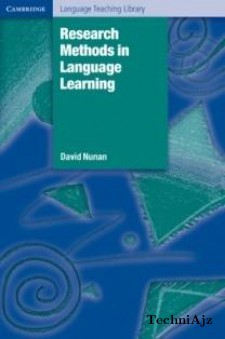 Research Methods in Language Learning(Paperback)