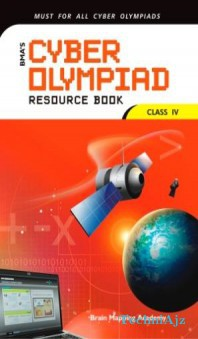 Cyber Olympiad Book for class- 4(Paperback)