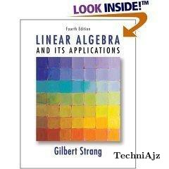 Linear Algebra and its Applications(Paperback)