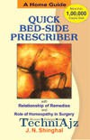Homoeopathic Quick Bed Side Prescriber(A Home Guide)(Paperback)