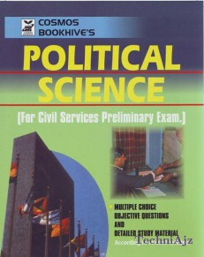 Political Science For Civil Services Preliminary Exam (Paperback)(Paperback)