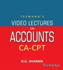 Video Lectures On Accounts (Set Of 7 Dvds)(Audio Book)