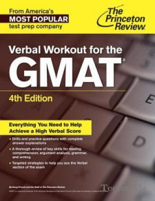 Verbal Workout for the GMAT(Paperback)
