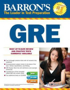 Barron's GRE[ With CDROM](Paperback)