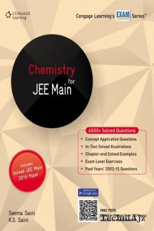 Chemistry For Jee Main(Paperback)