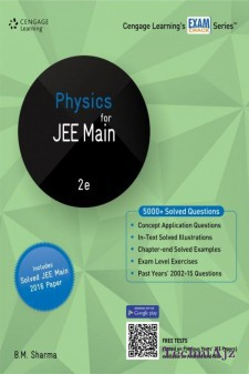 Physics For Jee Main(Paperback)