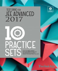 Test Drive For JEE Advanced 2017- 10 Practice Sets(Paperback)