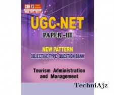 Tourism Administration And Management For Ugc- Net Paper- 3 (Paperback)(Paperback)