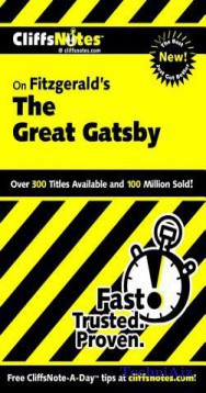 Fitzgerald's the Great Gatsby(Paperback)