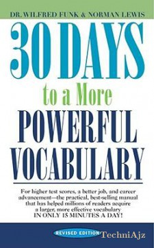 30 Days to a More Powerful Vocabulary(Mass Market Paperbound)