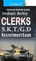 Army's Clerks (SKT/GD) Guide(Paperback)