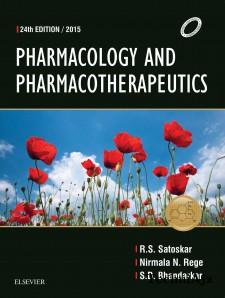 Pharmacology and Pharmacotherapeutics - 24E(Paperback)