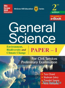 General Science for GS Paper I(Paperback)