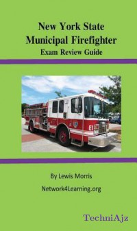 New York State Municipal Firefighter Exam Review Guide(Paperback)