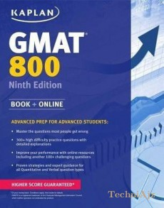 Kaplan GMAT 800 with Access Code: Advanced Prep for Advanced Students(Paperback)
