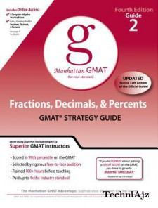 Fractions, Decimals, & Percents GMAT Preparation Guide(Paperback)