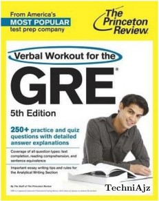 The Princeton Review Verbal Workout for the GRE(Paperback)