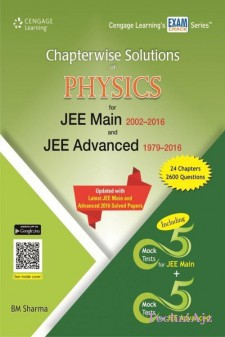 Chapterwise Solutions of Physics for JEE Main 2002- 2016 and JEE Advanced 1979- 2016(Paperback)