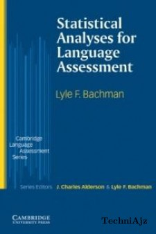Statistical Analyses for Language Assessment(Paperback)