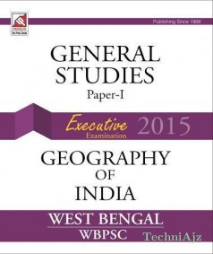 Geography of India (WBCSE)(Paperback)