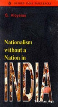 Nationalism Without A Nation In India (OIP) PB(Paperback)