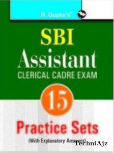 SBI: Assistants (Clerical Cadre) : Practice Papers(Paperback)