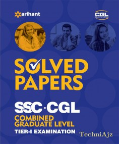 Solved Papers (upto 2015) SSC CGL Combined Graduate Level Pre. Examination Tier- I 2017(Paperback)