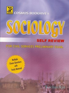 Sociology Self Review For Civil Services Preliminary Exam (Paperback)(Paperback)