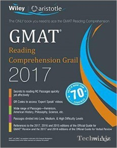 Wiley's Gmat Reading Comprehension Grail 2017(Paperback)