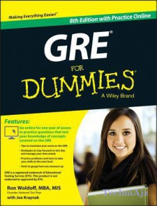 GRE for Dummies: With Online Practice Tests(Paperback)