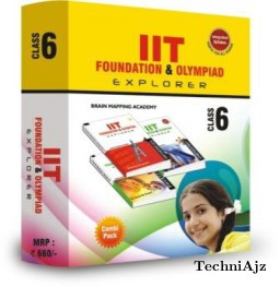 Combipack IIT foundation for class- 6(Paperback)