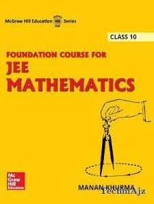 Foundation Course for JEE Mathematics Class 10(Paperback)